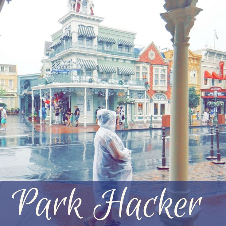 Summer time in Orlando means rain, heat, and humidity. Plan for your Disney World trip with these tips for coping with Florida weather.