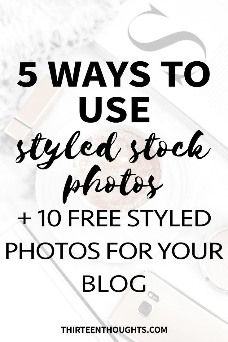 Styled Photos, Stock Photos, free styled stock photos for your blog, free stock photos, how to use stock photos for your blog via @Paula13t