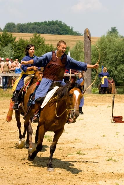 Horseback Archery-Kassai Valley Hungary