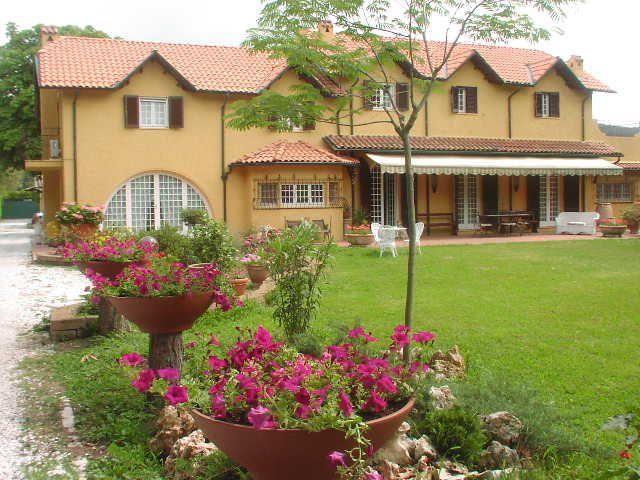 Villa Mary, Versilia, Tuscany.