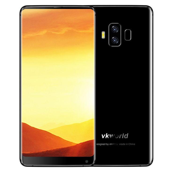 Vkworld S8 5.99 Inch 5500mAh 4GB RAM 64GB ROM MTK6750T Octa Core 4G Smartphone Sale - Banggood.com  #smartphones #cellphones #accessories #mobile