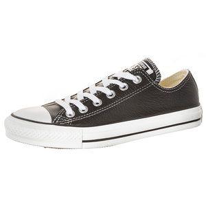 Der Klassiker, ganz unklassisch in Leder #Converse #Chucks #Sneaker