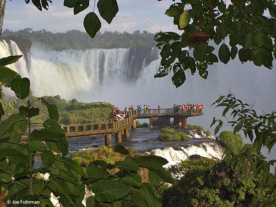 Iguazu National Park, Brazil