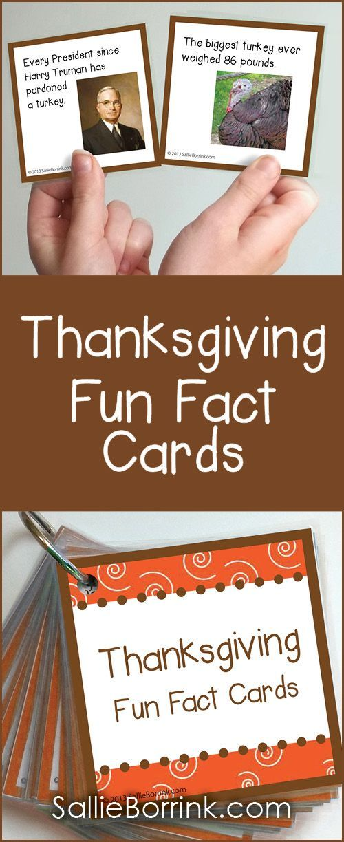 Your students will love learning interesting new facts about Thanksgiving! Discover new facts about the people, history and traditions of the Thanksgiving holiday!