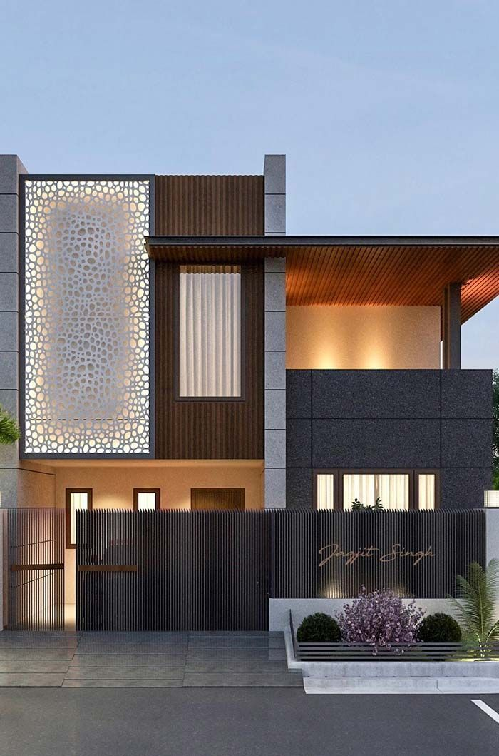 20 Best Of Minimalist House Designs Simple Unique And Modern Facade House Modern House Exterior House Designs Exterior