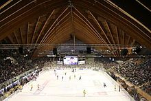The Spengler Cup is an annual ice hockey tournament held in Davos, Switzerland. http://en.wikipedia.org/wiki/Spengler_Cup