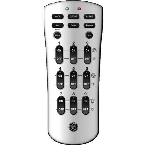 Z Wave Basic Handheld Remote GE By GE Z Wave