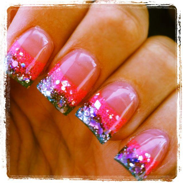 ❤ my solar nails