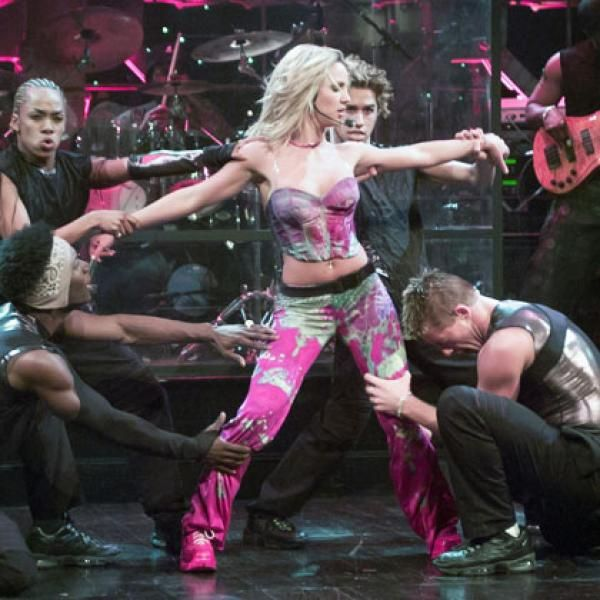 "The Ultimate Britney Spears Workout Playlist - Shape Magazine  I think ""Work B**ch"" should be included :)"
