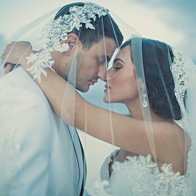 """""""Falling in love was the easy part; planning a wedding - yikes!"""" Enjoy this beautiful inspiration via @galialahav #wedding #weddingplanning Visit WeddingForward.com for more wedding planning tips."""