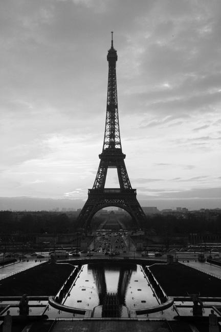 Eifel Tower to do