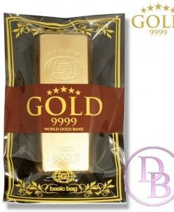 Ibloom Gold Bar Packaging
