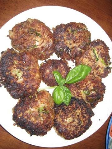 Eggplant burgers ... yum! | Veggie fun | Pinterest