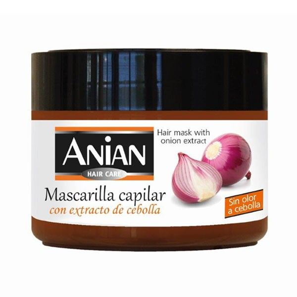 Masca Anian cu extract din bulbi de ceapa cu proprietati astringente si antioxidante pentru a revigora si revitaliza scalpul. Fara miros de ceapa.