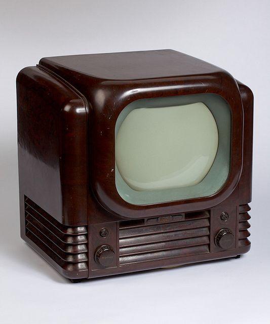 A Bush Television Set, 1985_179, via Flickr.