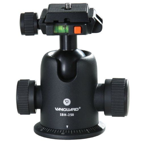 Vanguard SBH-250 Magnesium Ball Head with Sliding Quick Shoe $89.00