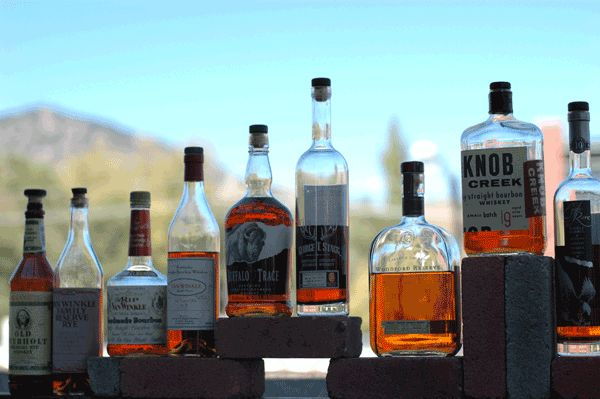 Bourbon is the american tradition that tastes good and kicks ass while doing it.