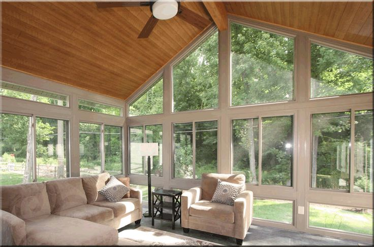 diy sunroom | DIY Sunroom Kits - Do It Yourself Sun Room Kits