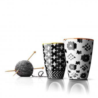 Menu Thermobecher medium Nordic Wool 2 Stück, gesehen bei design3000, ca. 30 €