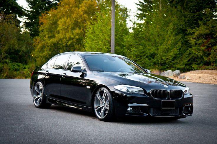 2011 550xi M Sport Project Car 2010 2011 BMW 5 Series