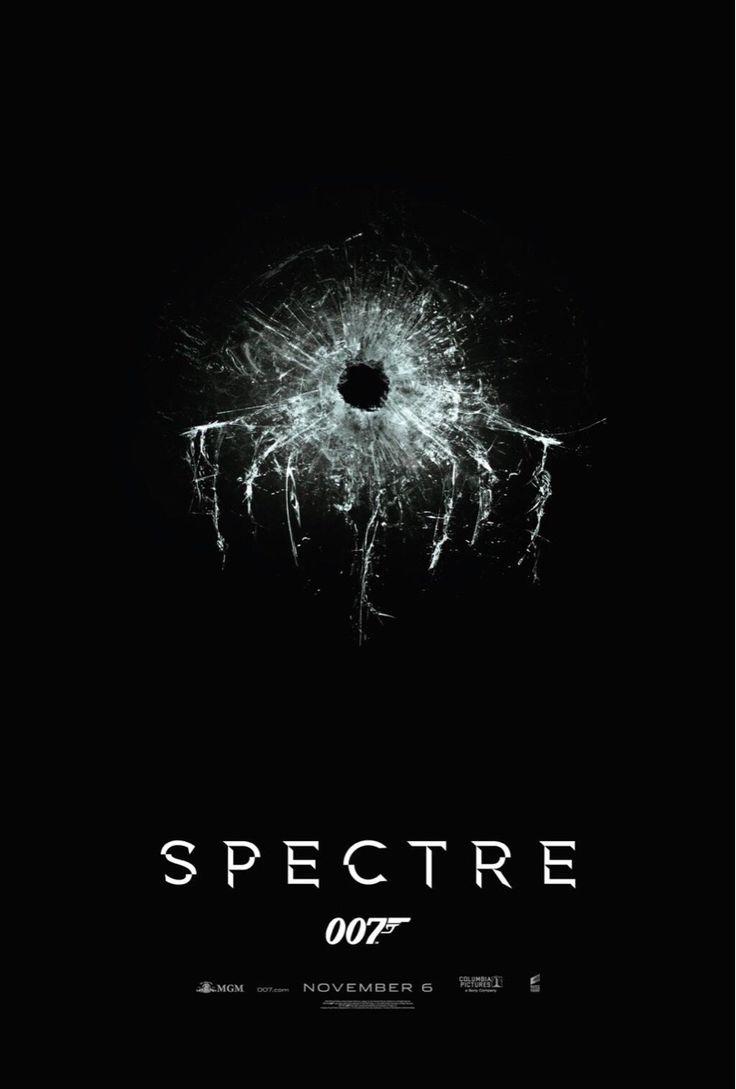 Teaser poster for Spectre (2015)