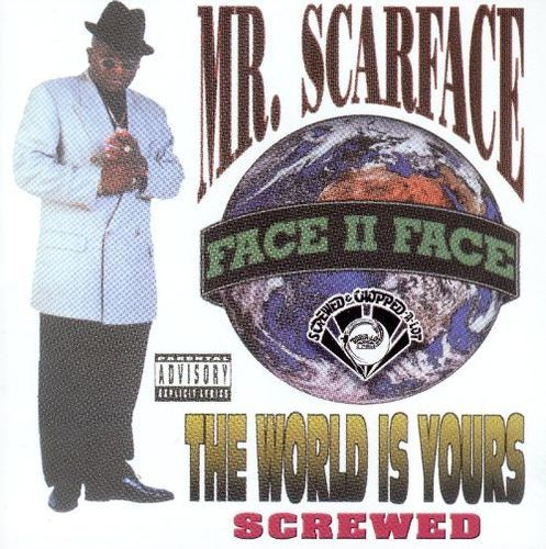 The World Is Yours [Chopped and Screwed] [CD] [PA]