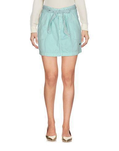 PEPE JEANS Women's Mini skirt Light green S INT