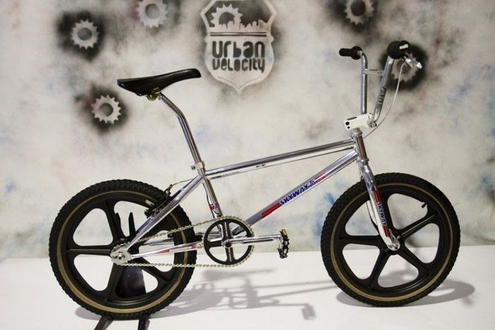 Skyway TA Chrome  Custom Build , BMX Bikes