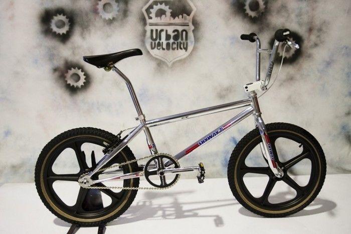 Skyway TA Chrome  Custom Build , BMX Bikes