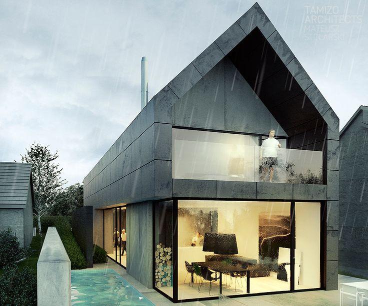 die besten 25 dachneigung ideen auf pinterest dachbalken tischlerei und dachstuhl design. Black Bedroom Furniture Sets. Home Design Ideas
