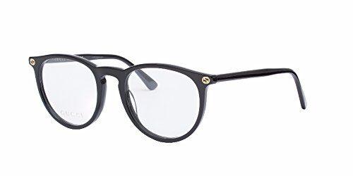 d15723d37bd0c Gucci GG0027O Plastic Round Eyeglasses Size 50 mm