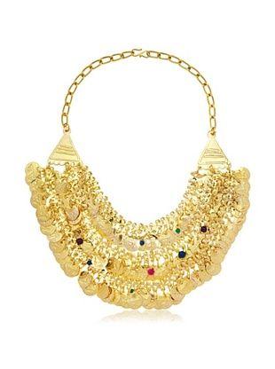 60% OFF Helene Gypsy Bib Necklace