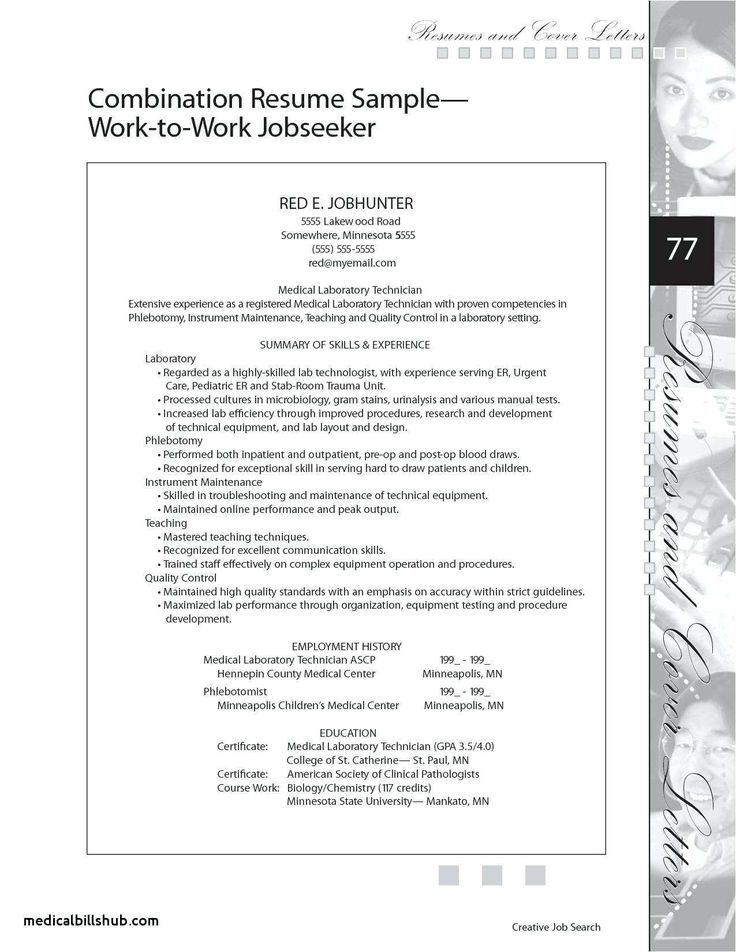 30 Clinical Laboratory Scientist Resume in 2020 Resume