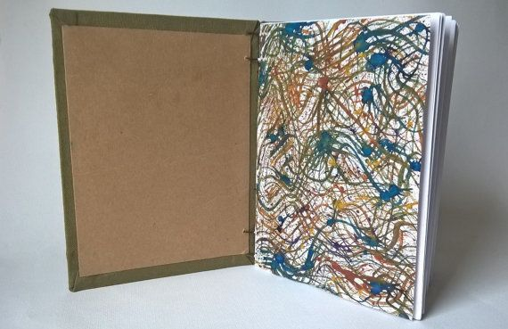 Travelers sketchbook Genuine diary Genuine by ArlesAtelierBooks