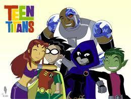 Fotos De Desenhos Animados e Filmes: Jovens Titans