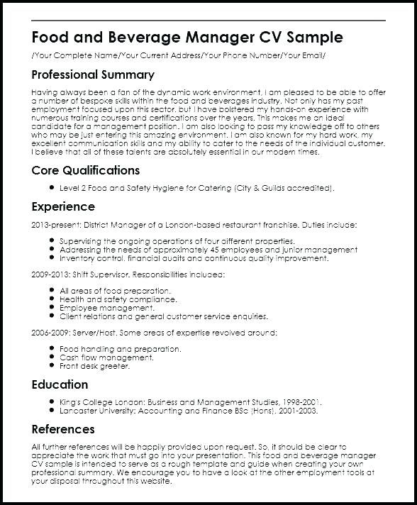F B Resume Examples Resume Examples Manager Resume Resume Template Examples Resume Examples