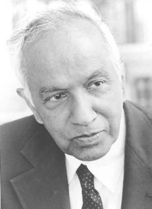 Subrahmanyam Chandrasekhar (October 19, 1910 – August 21, 1995) was an American astrophysicist who won the 1983 Nobel Prize for Physics for key discoveries that led to the currently accepted theory on the later evolutionary stages of massive stars