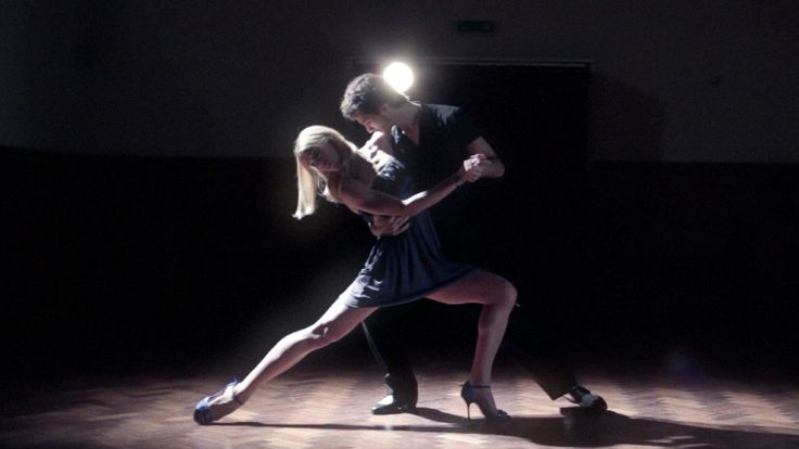 """Santiago's Dream (Santiago Hernandez & Isabelle Rune) A dance piece about a lost romance. Performed by Isabelle Rune and Santiago Hernández to the song """"Otra Luna"""" from the album """"Narcotango"""" by Carlos Libedinsky. Directed by Jonas Rejman."""