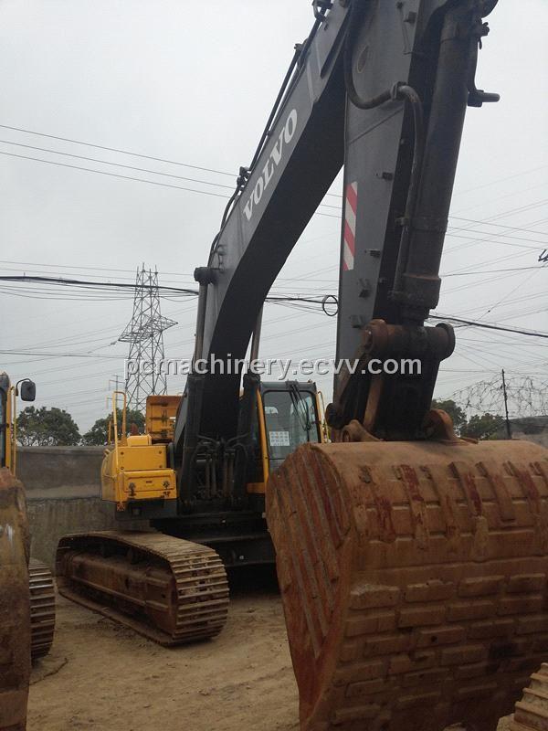 Used Excavator Volvo EC460BLC For Sale (EC460BLC) - China Used Excavator;Construction Excavator;Used Excavator Volvo For Sale, Volvo