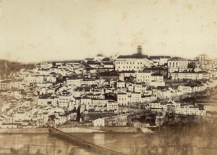 Coimbra em 1870