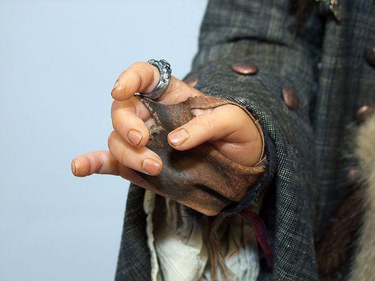 Купить Портретная кукла. Капитан Джек-Воробей (Captain Jack Sparrow) - куклы, интерьерная кукла