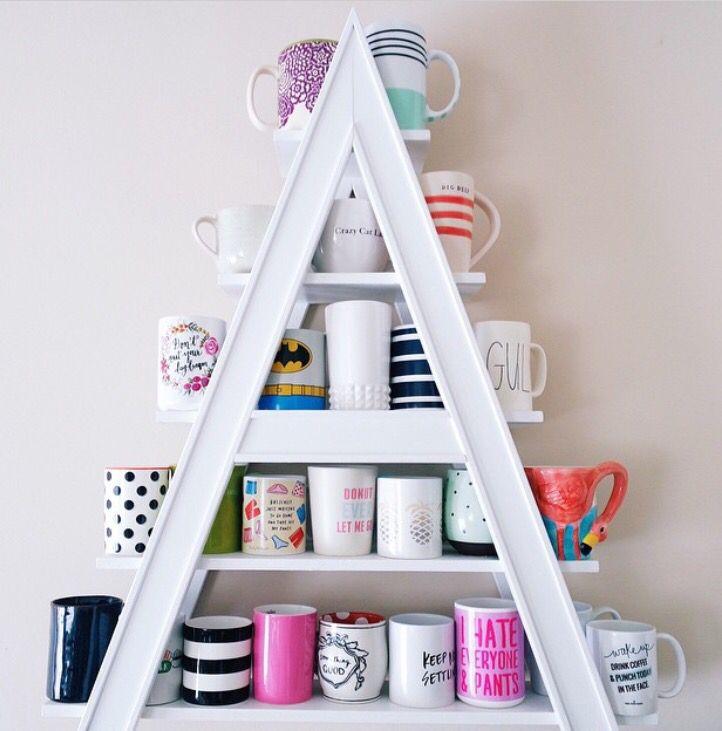 coffe mug stand