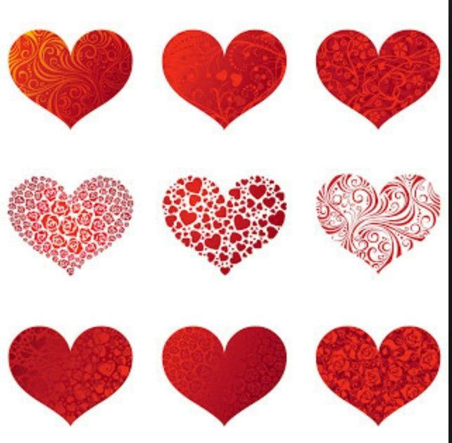 30 best hearts images on Pinterest | Valentine\'s day, Valentines ...