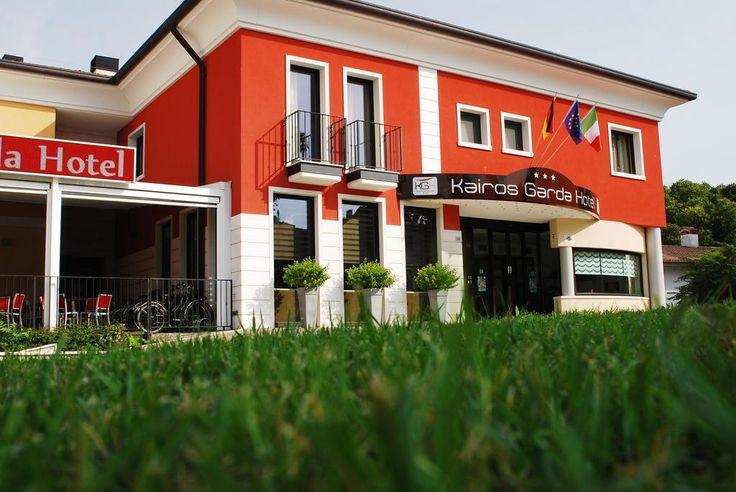 Kairos Garda Hotel – Castelnuovo del Garda for information: Gardalake.com