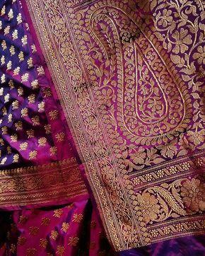 Look like a royal in our new #Tilfi, pure silk #handwoven #Banarasi saree. Own a Benarasi, you're worth it! #varanasiweaves #regal #sari #indianwedding #weddingtrousseau #banaras #classicbanaras #banarsi #desi #saree #zardozi #zari #makeinindia #madeinindia #maharani #royalty #heritage #bridalfashion #harpersbazaar #vogueindia #100sareepact #allthingsbridal