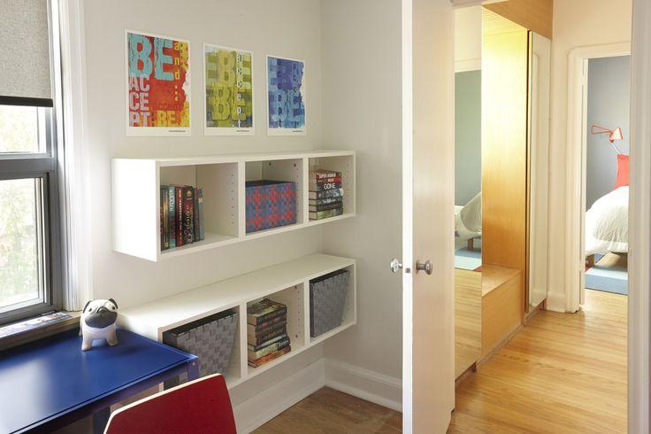 1000 Ideas About Wall Mounted Bookshelves On Pinterest