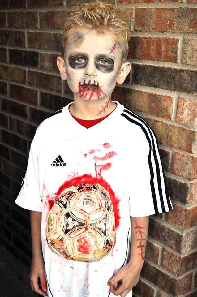My Soccer Zombie Jake Pinterest