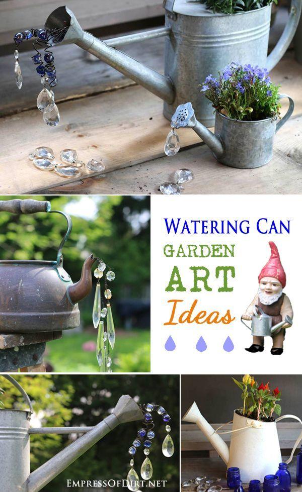 1447 Best Garden Art Junk Decor Images On Pinterest Garden Art Garden Ideas And Garden
