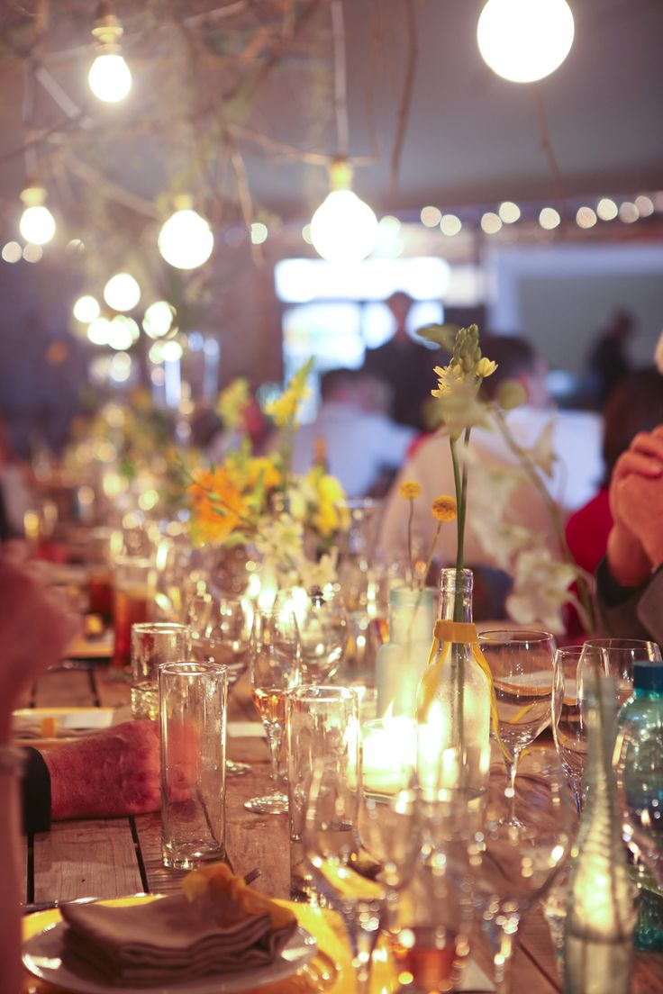 www.facebook.com/eventsandtents  Wedding Planning, hire & styling - Events & Tents; Florist - Pippa's Flowers; Photographer - Alfred Lor; Stationery - Paisley Dog; Catering - Dee's Catering; Hair & Makeup - Karin Chan  #tablescapes #stretchtent #yellow #mint #wedding #woodentables