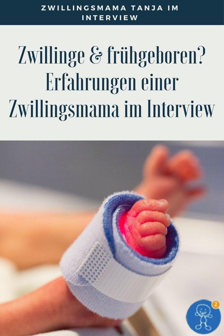 Zwillinge in der 24. SSW geboren: Zwillings-Frühchenmama Tanja im Interview #frühchen #zwillinge #interview #mama